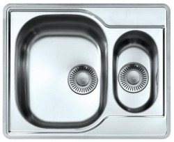 Franke spoelbak Compact CPX P 260 vlakinbouw 1270069992