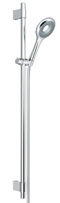 Grohe Rainshower glijstangset 90 cm. icon chroom 27379000