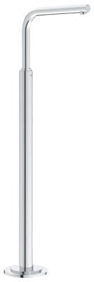 Grohe Atrio freestander baduitloop chroom 13228001