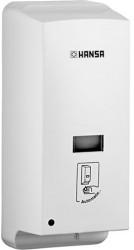 Hansa electronische zeepdispenser 0,8 ltr. wit 0506090082