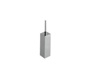 Huber Square Closetborstelhouder staand model chroom SQ.090650.21