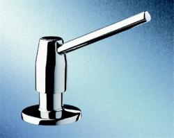 Blanco Tango zeepdispenser Chroom 511266