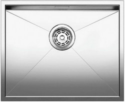 Blanco spoelbak Zerox 500-U onderbouw 517245 Nieuw